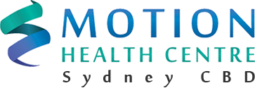 Motion Health Centre - Sydney CBD