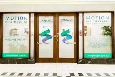 entrance-motion-health-centre